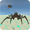 Скачать Робот паук на андроид