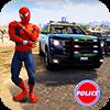 Скачать Cop Cars Superhero Stunt Simulator на андроид бесплатно