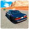 Police Car: Real Offroad Driving Game Simulator 3D