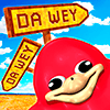 Скачать Ugandan Knuckles Battle Royale на андроид