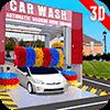 автомобиль мыть моделирование