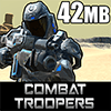 Combat Troopers - Star Bug Wars