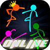 Stick Game Online: The Fight