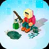 Скачать Подледная Рыбалка Крафт: Зимнее игры о рыбалке на андроид бесплатно