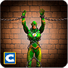 Скачать Flash Hero Prison Break: Секретный шпион в тюрьме на андроид