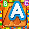 Детские алфавит головоломки