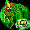 Ben Alien Fight: StampFire Attack