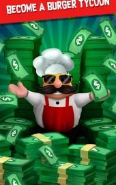 Скачать игру Tiny Burger - Clicker Idle Games на андроид