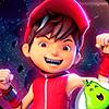 BoBoiBoy Galaxy Run: Спаси Землю от пришельцев!