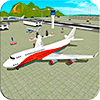 Fly Jet Airplane - Real Pro Pilot Flight Sim 3D