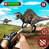современное пистолет динозавр охота