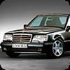 Скачать Benz E500 W124 Drift Simulator на андроид бесплатно