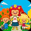 Скачать My Pretend Home & Family - Kids Play Town Games! на андроид бесплатно