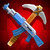 Скачать Craft Shooter Online: Guns of Pixel Shooting Games на андроид
