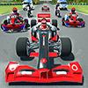 Kart vs Formula Grand Prix