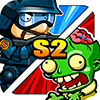 Скачать SWAT и Zombies Сезон 2 на андроид