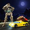 Скачать X Ray Robot Battle Car на андроид