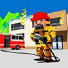 Скачать Нью-Йорк город пожарник станция ремесло & моделиро на андроид