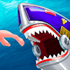 Robot Sea Shark Simulator