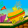 Скачать Sponge Car Hill Racing на андроид бесплатно