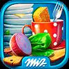 Поиск Предметов Грязная Кухня 2 - Игры Уборка Дома
