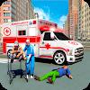 Скачать Ambulance Rescue Games на андроид