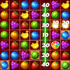 Скачать Juice Fruity Splash - Puzzle Game & Match 3 Games на андроид