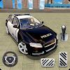 полиция автомобиль стоянка игры свободно