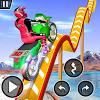 Скачать Мото трюк Велосипед Прыгать Свободно на андроид
