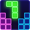 Скачать Glow Block Puzzle на андроид бесплатно
