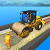 Скачать Поезд Мост Строительство: железная дорога Здание С на андроид