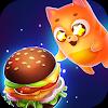 Безумный Повар Кэтс Го: Кухня Burger Master