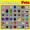 Inventory Pets mod for MCPE - моды на животных