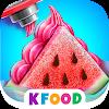 Мастер мороженого: бесплатные приготовления пищи
