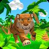 Скачать Симулятор тигра 3D на андроид бесплатно