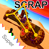 Скачать SSS: Super Scrap Sandbox - Become a Mechanic на андроид