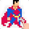 Скачать Pixel Art - Раскраска по номерам на андроид бесплатно