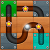 Roll a Ball: Free Puzzle Unlock Wood Block Game