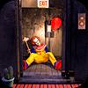 Страшная атака клоуна клоуна: вид на городские кло