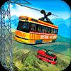 Скачать Sky Tram фуникулер вождение: американские горки на андроид