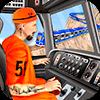 Полицейский поезд Заключенный План побега: Поезд