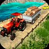 Тяжелый тракторный грузовой транспорт: симулятор