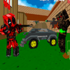 Blocky Wars 3D Toonfare Multiplayer