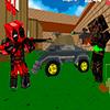 Скачать Blocky Wars 3D Toonfare Multiplayer на андроид