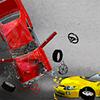 Снос автомобиля: разрушение