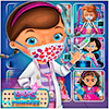 Doctor Princess Hospital Games