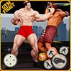 Виртуальный центр бой: реальный BodyBuilder борьба