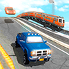 Скачать Train Vs Car Racing 2 Player на андроид