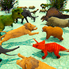 Дикие животные Kingdom Battle Simulator 2018