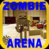 PVP ZombieArena карта для МКПЕ edition